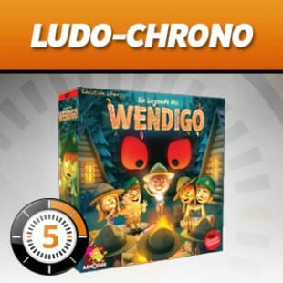LUDOCHRONO – La légende du Wendigo