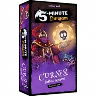 5 minute Dungeon : Vivre dans un donjon, c'est difficile.