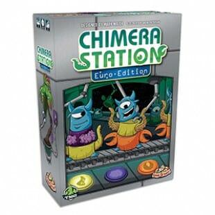 Chimera Station – Le jeu de pose d'ouvriers mutagène