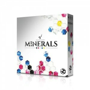 minerals jeu