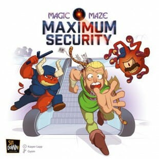Magic Maze : Maximum Security, ou maximum précipitation ?