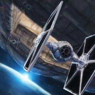 X-Wing fait carrosserie neuve avec une 2e édition