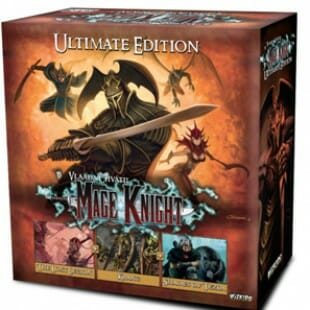 Tout arrive ! Mage Knight Ultimate édition en français