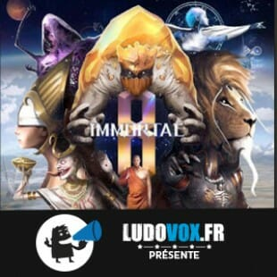 Preview : Immortal 8 – Sorry We are French