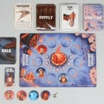 DONNER DINNER PARTY JEU MATERIEL
