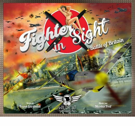 Fighter in sight box
