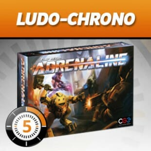 LUDOCHRONO – Adrenaline