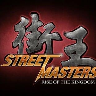 Street Masters : rififi au pays des bourre-pifs
