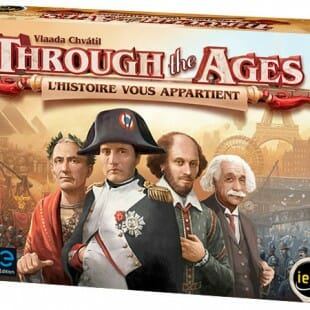 Through the Ages numérique : de la version Steam