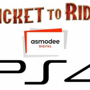 Les aventuriers du rail prennent un ticket sur PS4