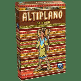 Altiplano – The traveler