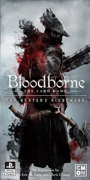 Bloodborne The Card Game The Hunter's Nightmare