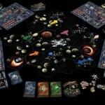 Centauri Saga-Materiel-Jeu-de-societe-ludovox