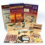 Imhotep jeu A New Dynasty