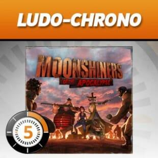 LUDOCHRONO – Moonshiners of the Apocalypse