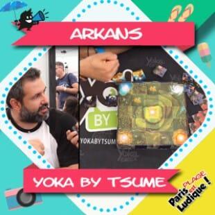 Paris Est Ludique 2018 – Arkans – Yoka By Tsume