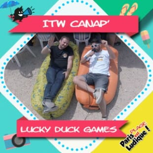 Paris Est Ludique 2018 – Interview Lucky Duck Games