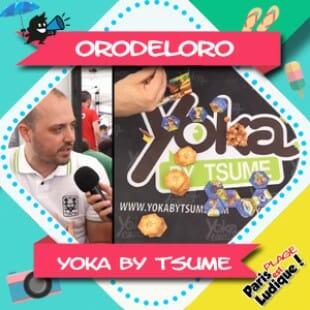 Paris Est Ludique 2018 – Orodeloro – Yoka by Tsume