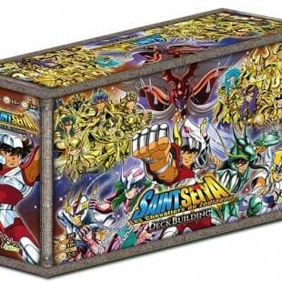 Saint Seiya – le jeu de deckbuilding