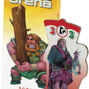 Time Arena – Extension Scots