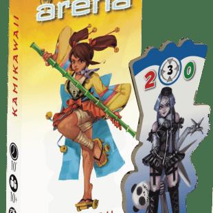 Time Arena – Extension Kamikawaii