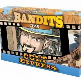 Colt Express – Bandits : Doc