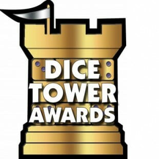 Dice Tower Awards 2018 : les vainqueurs !