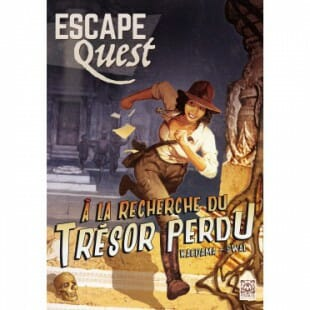 Escape Quest : à la recherche du temple perdu