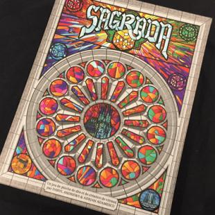 Sagrada – draftons et prions