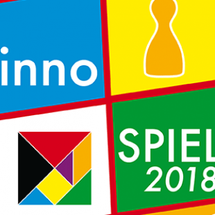 Nominations innoSPIEL 2018 #Essen