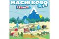 Pandasaurus Games a annoncé un Machi Koro Legacy