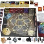 Approaching Daw The Witching Hour-Material-Jeu-de-societe-ludovox