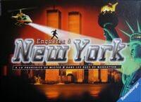 Enquête à New York jeu de societe ludovox