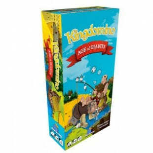 KingDomino – Age of giants