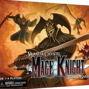 Mage Knight VF
