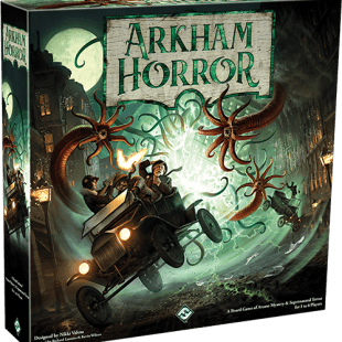 Le test de Horreur à Arkham 3e Édition