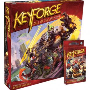 KeyForge ambitionne de révolutionner les jeux de cartes à collectionner