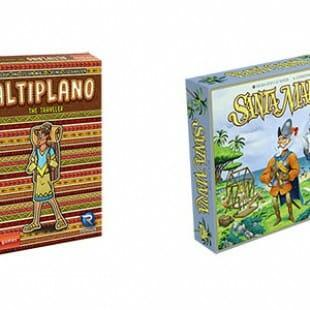 Altiplano et Santa Maria agrandissent leurs territoires