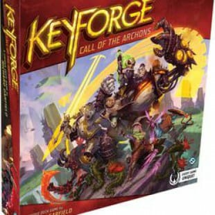 Le test de KeyForge: Call of the Archons