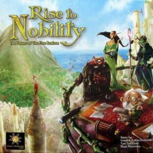 Rise to Nobility obtient-il ses lettres de noblesse ?