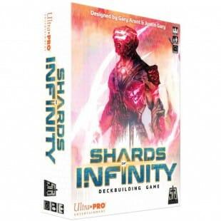 Shards of Infinity : Que brille à jamais l'éclat de l'infini