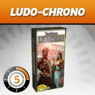 LUDOCHRONO – 7 Wonders – Leaders