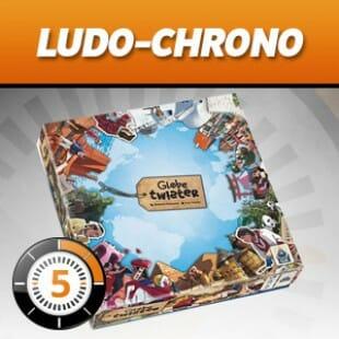 LUDOCHRONO – Globe Twister