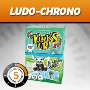 LUDOCHRONO – Time's Up Kids