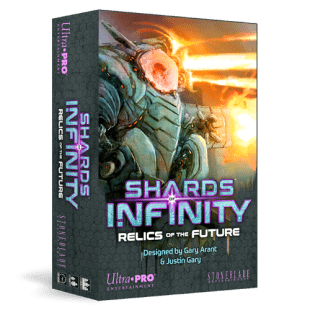 Shards Of Infinity – Relics Of The Future