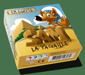 Sam la Pagaille en Égypte