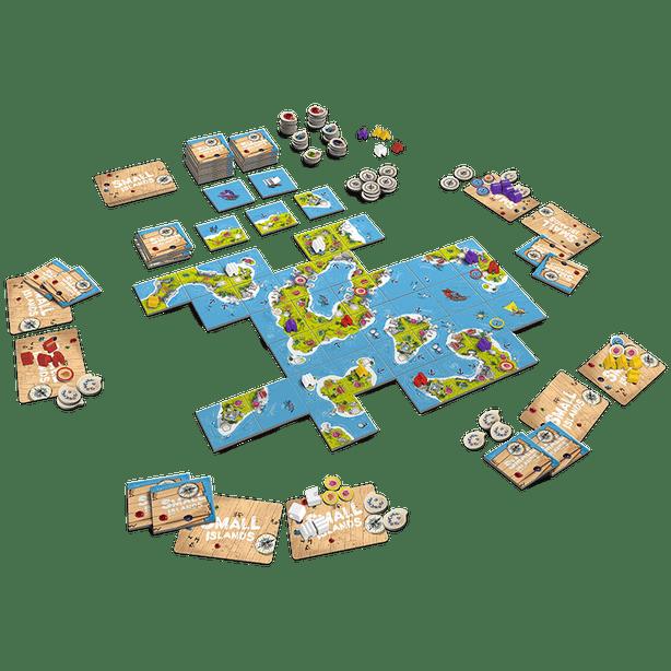 Small Islands-Materiel-Jeu-de-societe-ludovox
