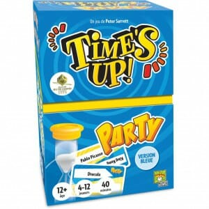 Time's up party-Couv-Jeu-de-societe-ludovox