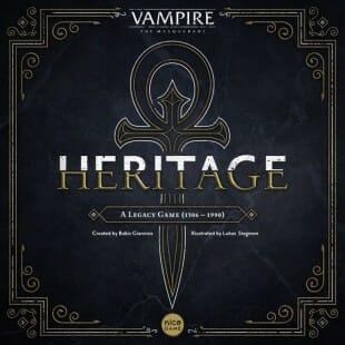 Vampire: The Masquerade  Heritage