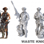 Waste Knights Second Edition jeu de societe ludovox 2